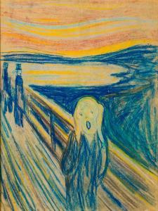 Edvard Munch The Scream 1893 1910 Munch Museum Oslo