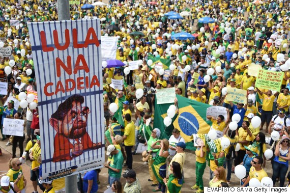 BRAZIL-POLITICS-CORRUPTION-PROTEST